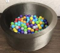 Сухой бассейн Hotenok «Яркое настроение» 200 шаров